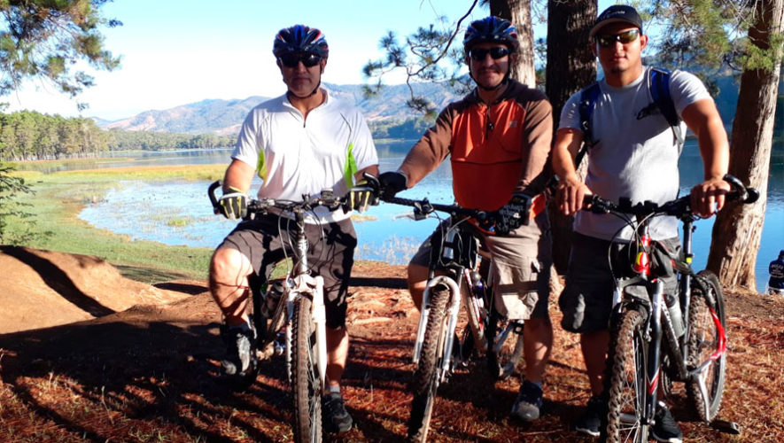 Viaje a Laguna del Pino con tour en bicicleta y kayak | Junio 2019