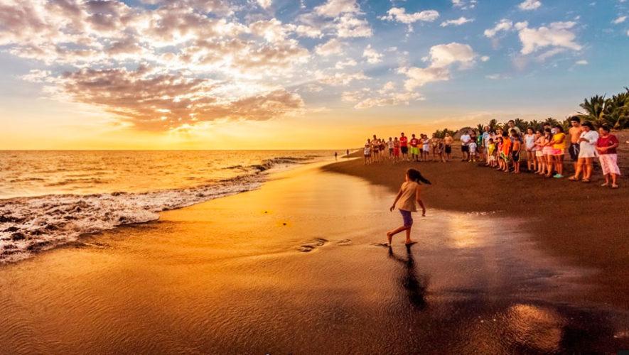Viaje a Monterrico para disfrutar de la playa y los manglares | Julio 2018