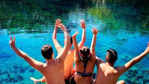 Viaje al Cráter Azul, la Laguna de Yaxhá y Tikal | Junio 2019