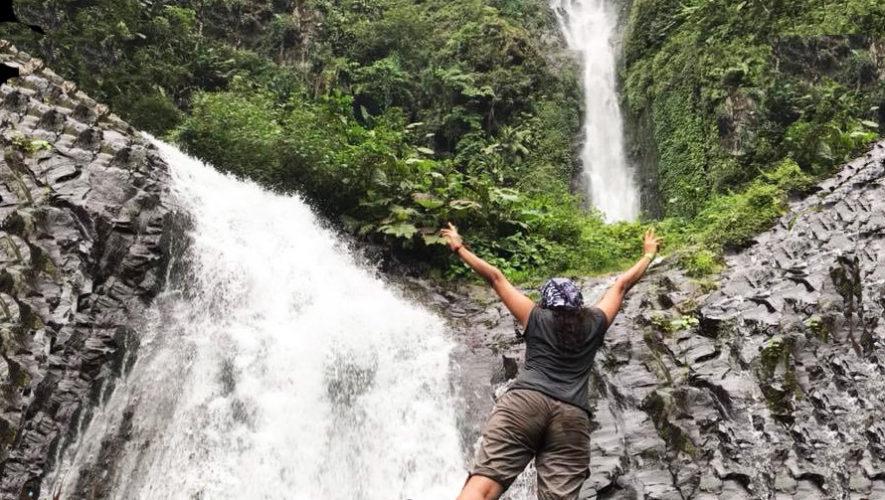 Viaje para conocer tres cataratas de Guatemala | Julio 2019