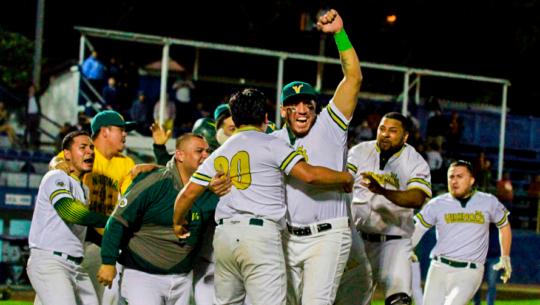 Vikingos se proclamó bicampeón del béisbol en el Torneo Nacional 2019