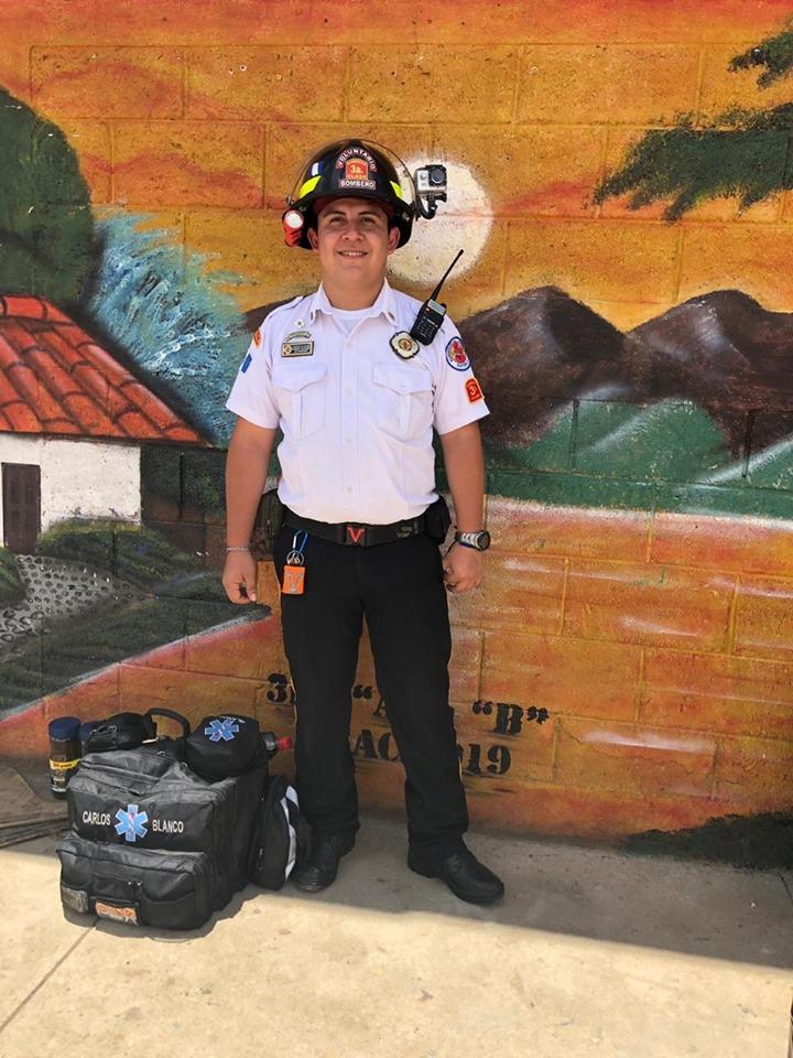 (Foto: Tercera compañía bomberos voluntarios)