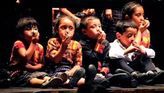 Asociación Ri Nab'ey Qch'abal, el centro que educa por medio de la música en Guatemala