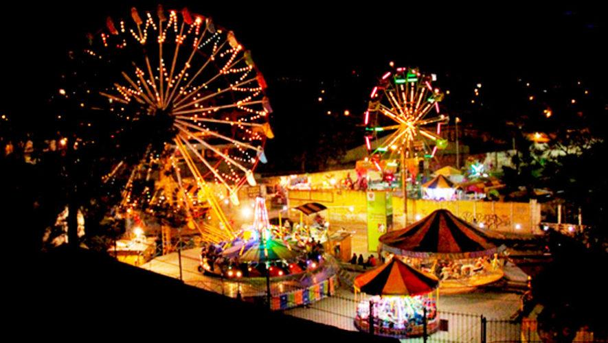 Actividades para hacer en la Feria del Cerrito del Carmen