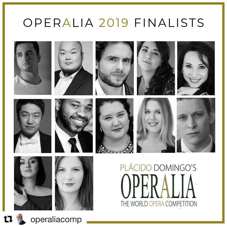 Adriana González está en la final de Operalia 2019, cómo ver la transmisión en vivo