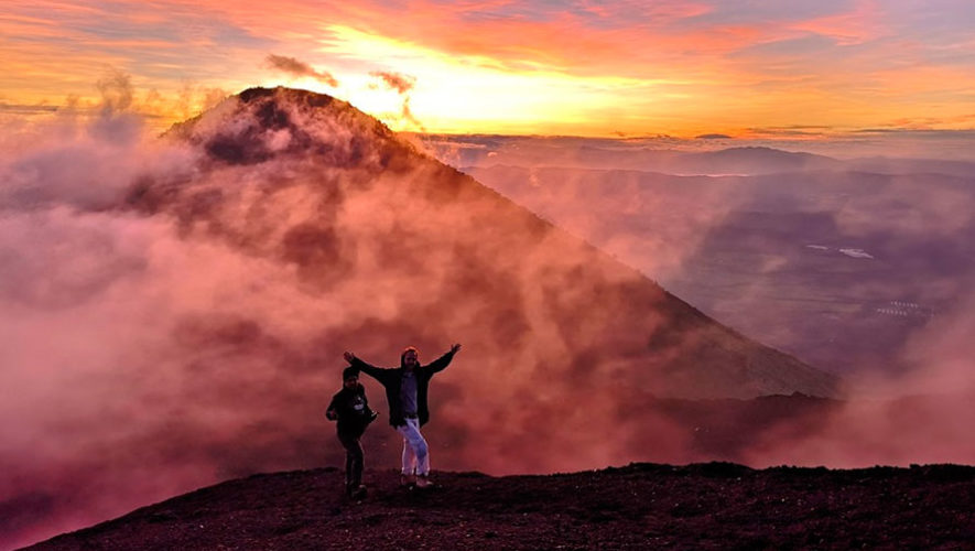 Ascenso al Volcán de Pacaya para el feriado   Agosto 2019