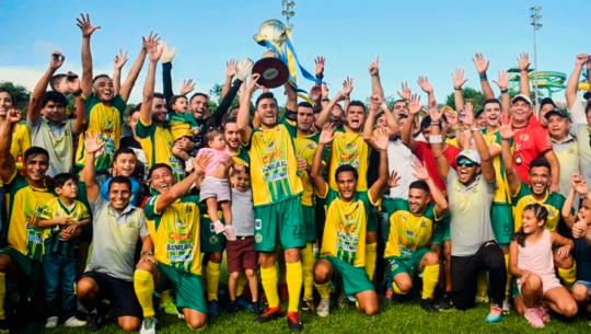 CD Guastatoya venció a Antigua GFC en la Copa Campeón de Campeones 2019