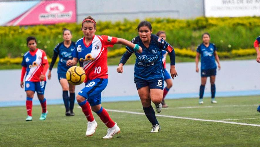 Calendario y resultados del Torneo Apertura 2019 de la Liga Nacional Femenina