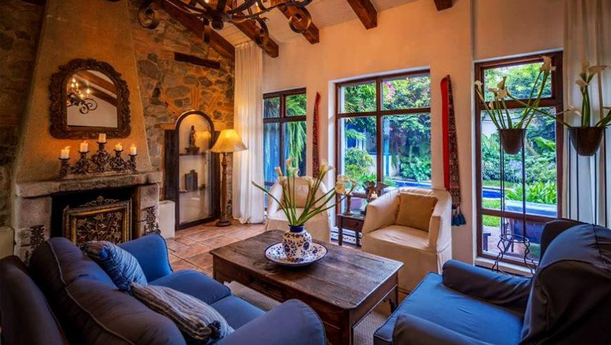 Casa Encantada Hoteles En Guatemala Con Encanto Colonial