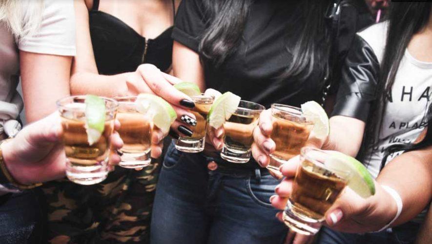 Celebración del Día del Tequila en El Pinche | Julio 2019