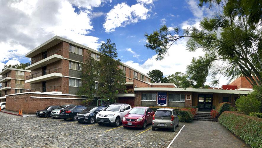Centro Universitario Ciudad Vieja proyecto residencial para estudiantes guatemaltecos