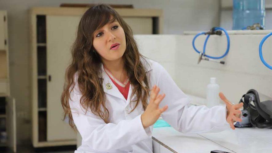 Charla gratuita con la científica guatemalteca Isabel Amorín   Agosto 2019