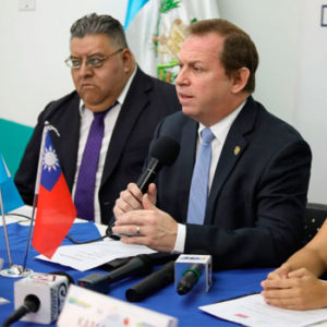 Comercio con Taiwan Guatemala