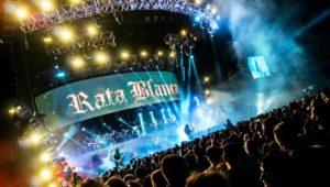 Concierto de Rata Blanca en Cobán | Septiembre 2019