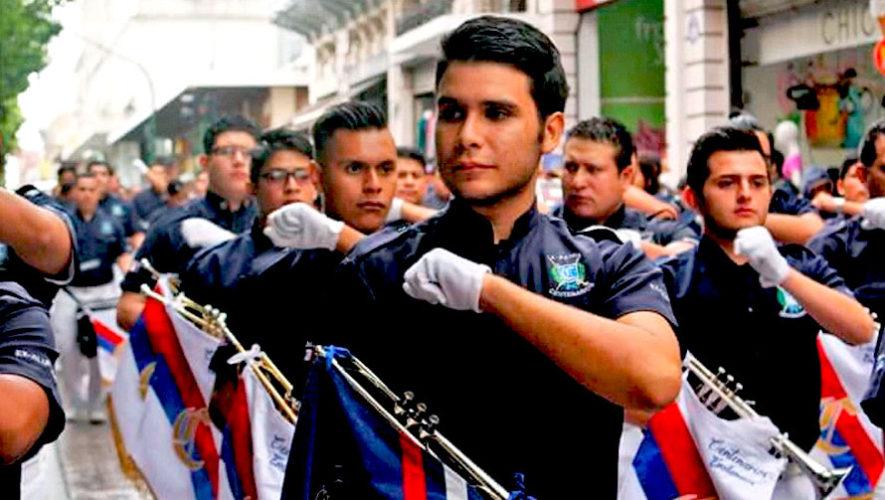 Concierto de clasificatoria de bandas de marcha | Julio 2019