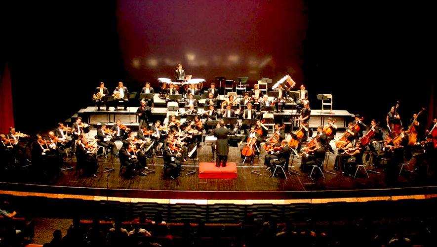 Concierto de la Orquesta Sinfónica Nacional junto a músico italiano | Agosto 2019
