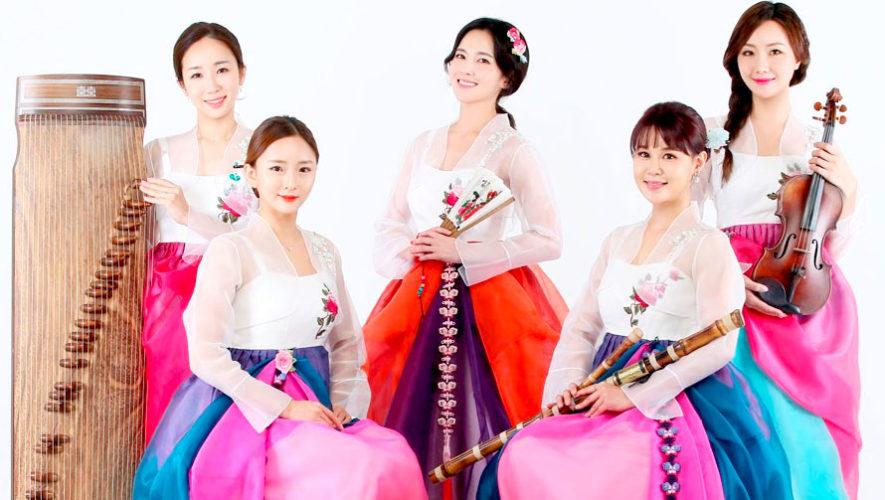 Concierto de música coreana y Marimba de Bellas Artes | Julio 2019
