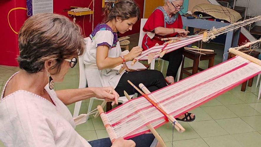 Curso de tejido en telar de cintura para principiantes | Agosto 2019