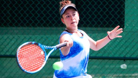 Deborah Domínguez es invitada a participar en una gira de torneos por Europea