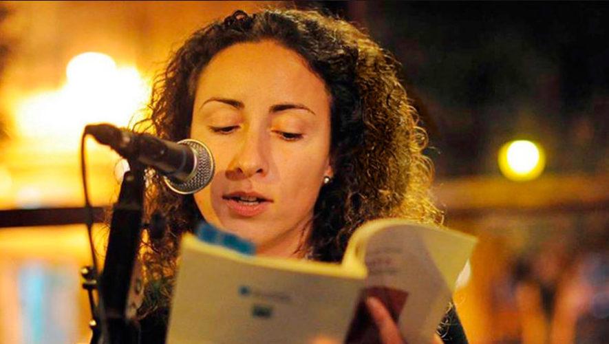 Del Sur, lectura de poemas en Quetzaltenango | Julio 2019