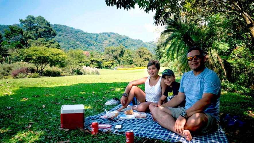 Día de campo en Finca El Zapote, Escuintla | Agosto 2019