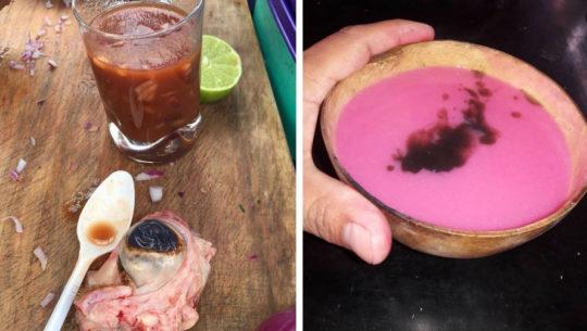Bebidas exóticas de Guatemala