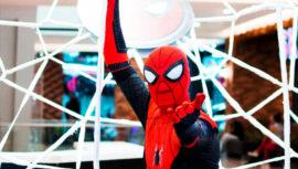 Disfruta de la zona interactiva Spider-Man Zone en Miraflores