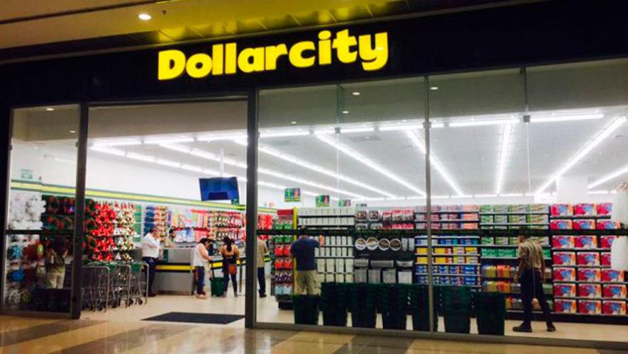 Dollarcity Dollarama Guatemala 2019