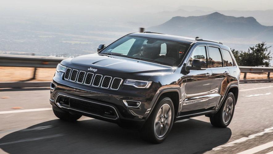 El nuevo Jeep Grand Cherokee, llega a Guatemala para sorprenderte con su calidad y seguridad