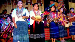 Elección de reina Rumi'al Yum Kax en Chimaltenango   Julio 2019