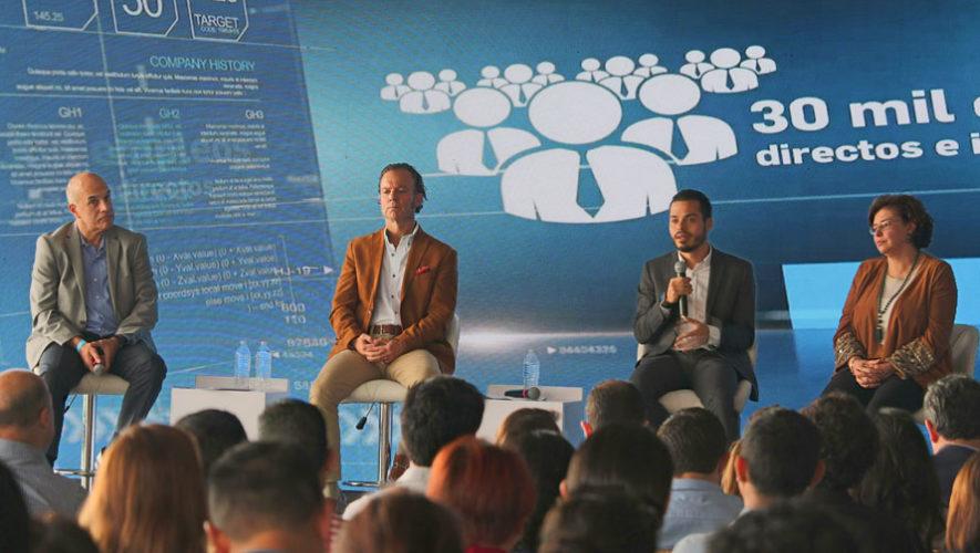 Encuentro de tecnología Guatemala 2019 Industria 4.0