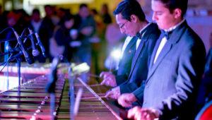 Ensamble de marimbas en Antigua Guatemala | Julio 2019