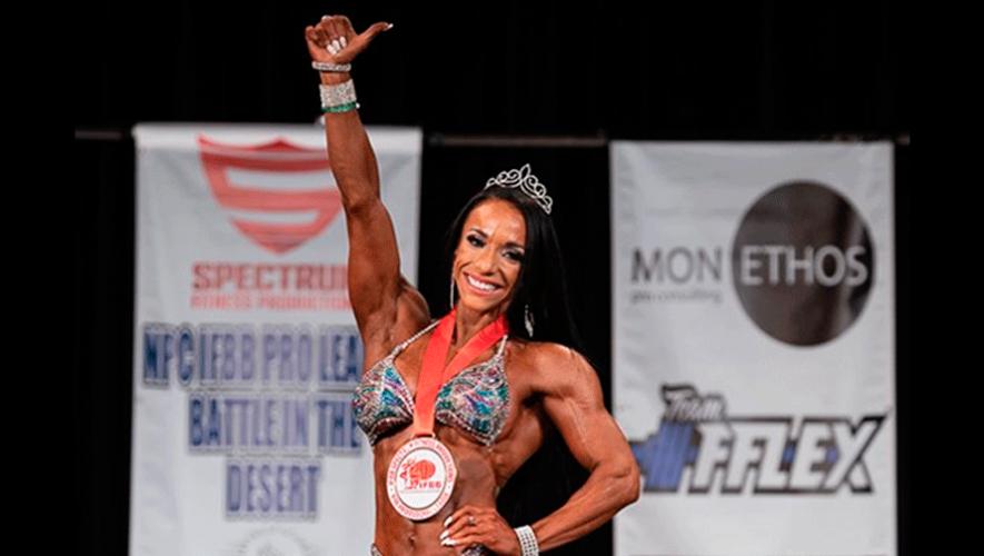 Ericka Morales ganó primer y segundo lugar en el Battle In The Desert 2019
