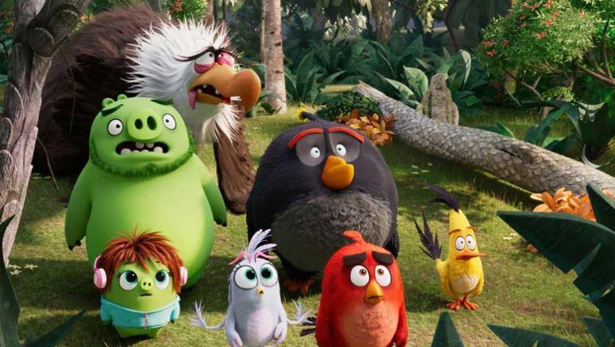 Estreno en Guatemala de la película Angry Birds 2 | Agosto 2019