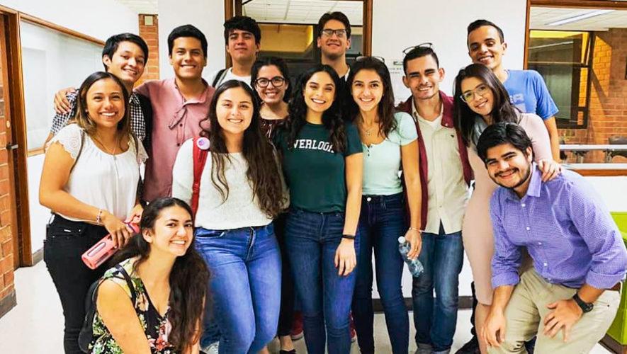 Estudiantes participan en Campeonato Mundial Universitario de Debate 2019 en Perú
