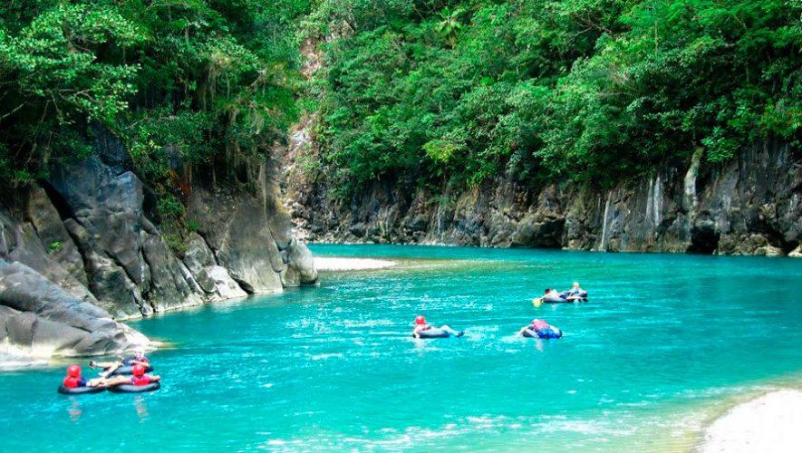 Expedición al Río Negro en Quiché | Julio 2019