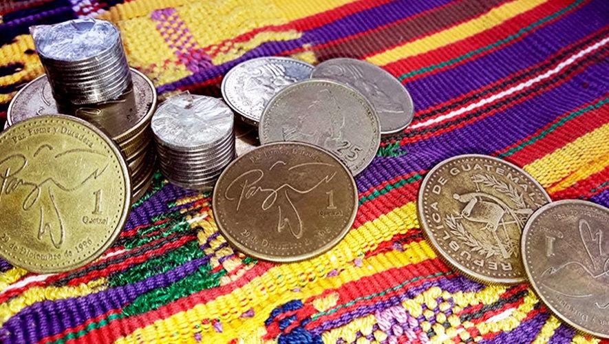 Exposición e intercambio de monedas antiguas en Antigua Guatemala | Julio 2019