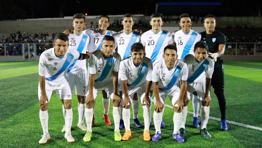 Fecha y hora del partido Guatemala vs. Costa Rica, Eliminatoria a Preolímpico de Concacaf 2019