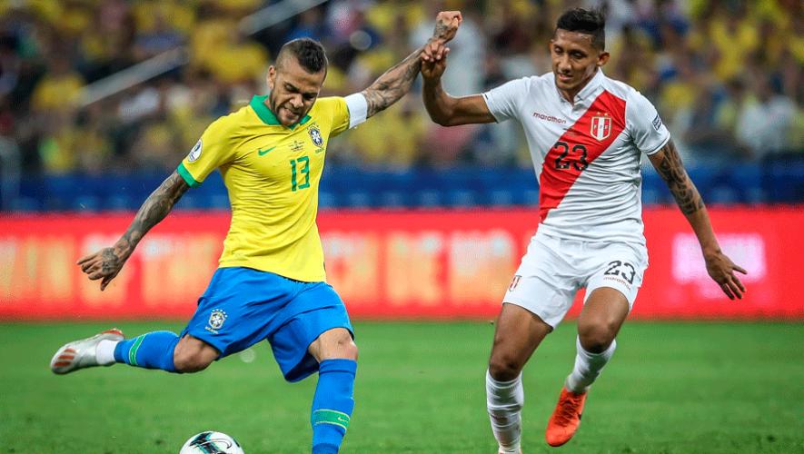 Fecha y hora en Guatemala de la final Brasil vs. Perú, Copa América 2019