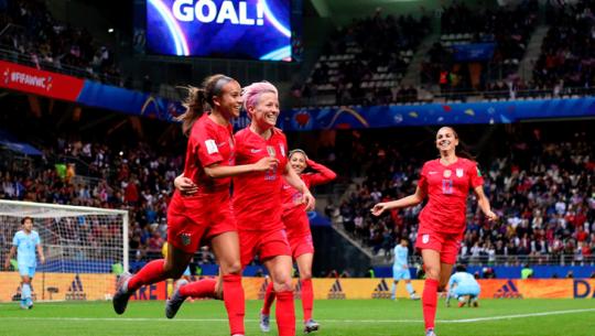 Fecha y hora en Guatemala de la final Estados Unidos vs. Holanda, Mundial Femenino Francia 2019