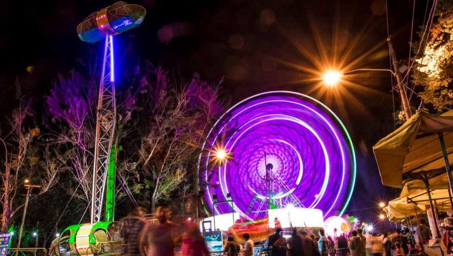 Feria de Jocotenango | Agosto 2019