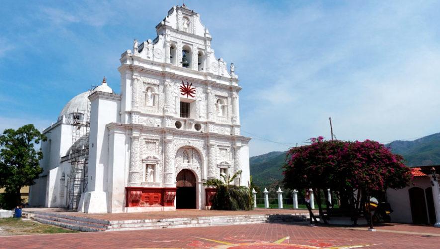 Feria de San Cristóbal Acasaguastlán, El Progreso | Julio - Agosto 2019
