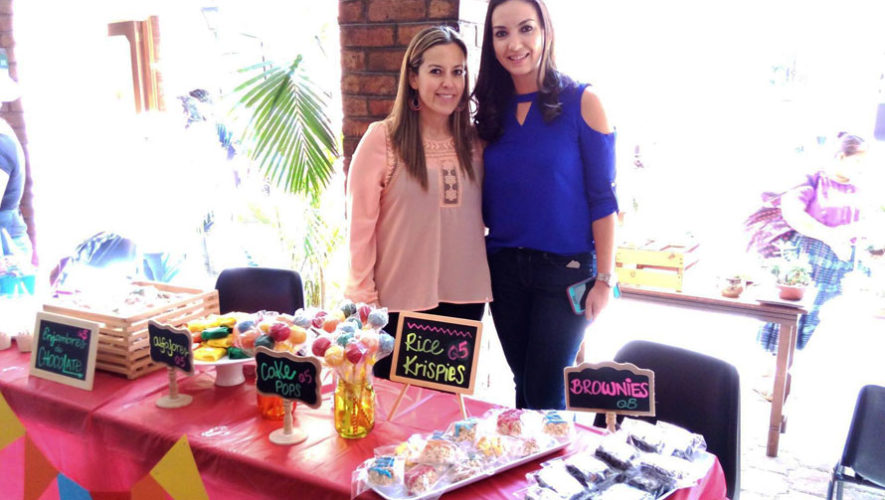 Feria de emprendimiento Junkabal Junkacentro Guatemala