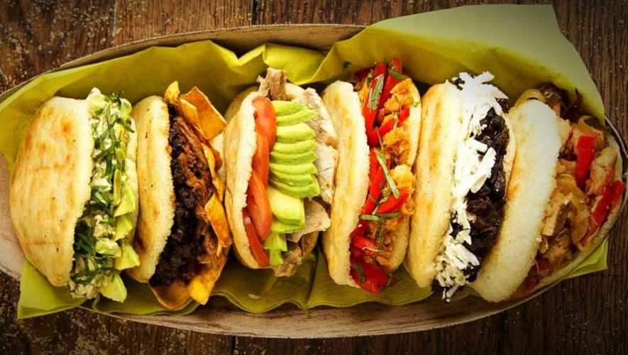 Festival de comida venezolana en Zona 10 | Julio 2019