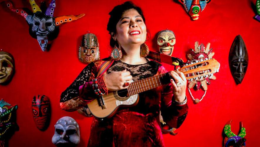 Festival de música andina en Antigua Guatemala   Agosto 2019