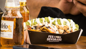 Festival gastronómico Devorare en Antigua Guatemala   Agosto 2019