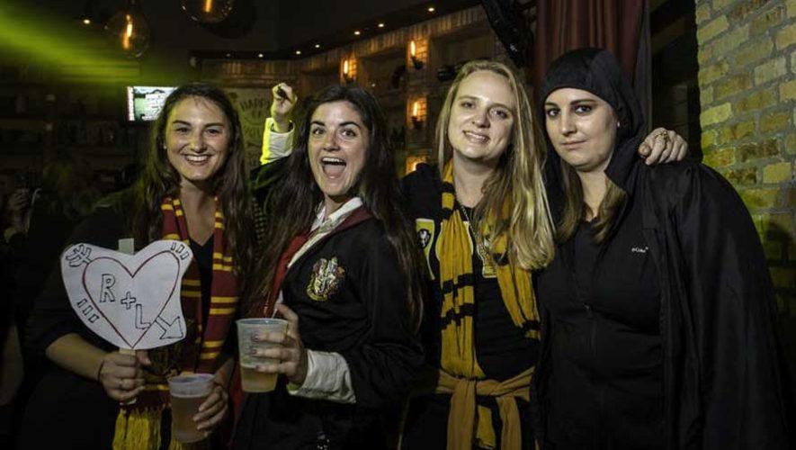 Fiesta temática de Harry Potter en Antigua Guatemala | Julio 2019