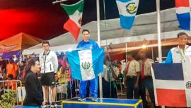 Guatemala conquistó 12 medallas en el C.C.C.A.N. 2019