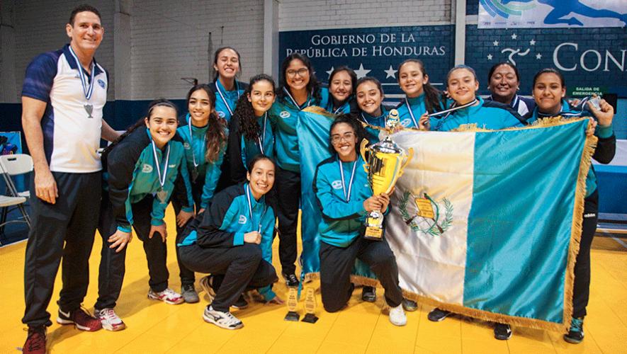 Guatemala se colgó la plata del XVIII Campeonato Centroamericano Sub-20 2019