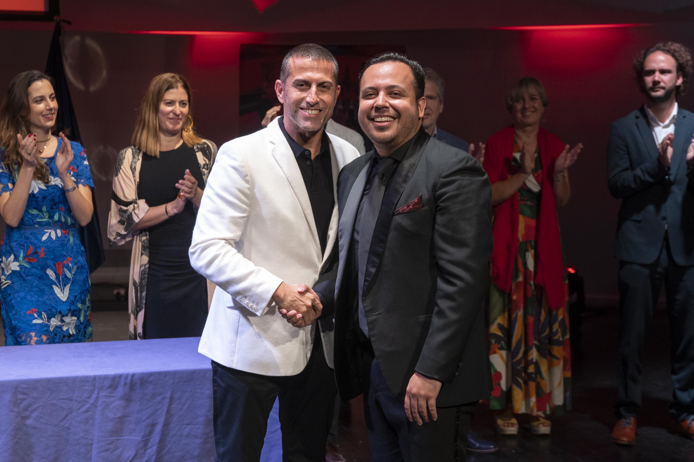 Gustavo Palomo ganó premio en Concurso Internacional de Canto Ópera de Tenerife